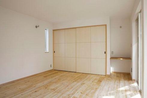 自然素材の家・注文住宅・リノベーションの施工例