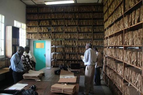 Herbarium Kipopo  Congo