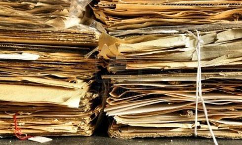Gedroogt plantenmateriaal voor verder onderzoek en verwerking voor in de collectie herbarium frisicum