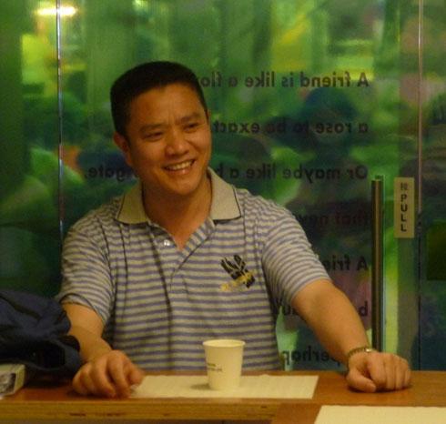 Lehrer Li Hongshi