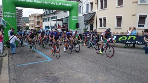 Start Elite Rennen 2015