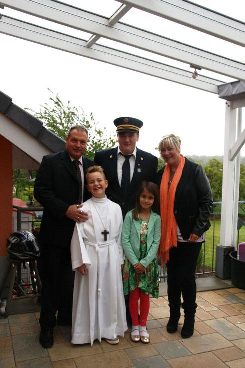 Communie Antone 11 mei 2014