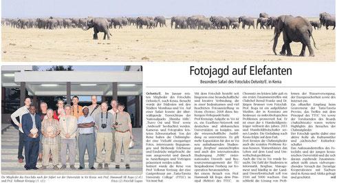Wochenspiegel 15.03.2014
