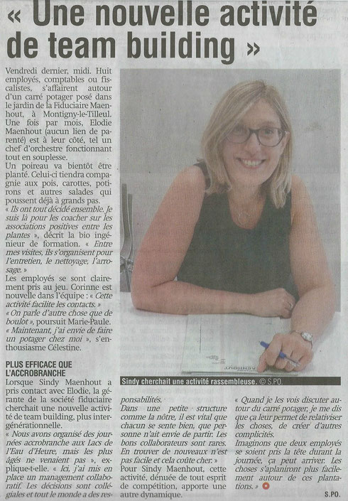 Article La Nouvelle Gazette - Partie 2