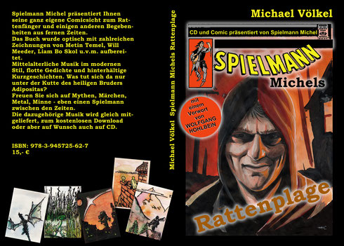 Michel Buch Rattenplage CD