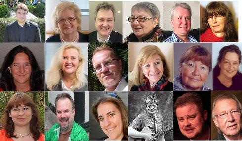 Die beteiligten Autoren