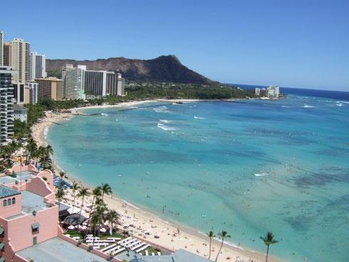 ハワイ,ワイハ,マウイ,家族旅行,ビーチ