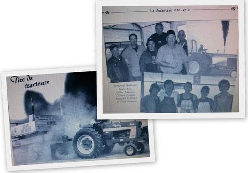 Le comité de l'album souvenir de La Durantaye. (2010). La Durantaye 1910-2010 Cent  ans forgés par ces gens. Montmagny, Québec : La Plume d'Oie Édition.