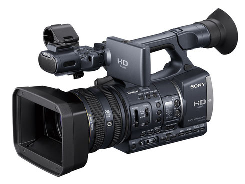 HDR-AX2000 ソニー ビデオカメラ