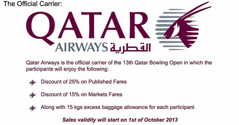Qatar Airways - Official Carrier