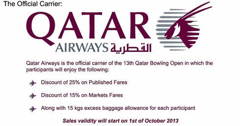 Qatar Airways - Official Carrier