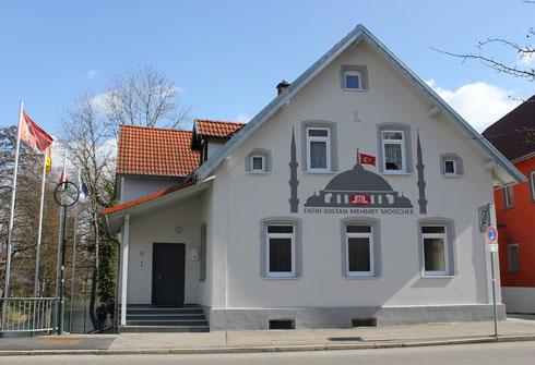 DITIB Giengen an der Brenz, Spitalstraße 11, 89537 Giengen, Telefon:07322 933500