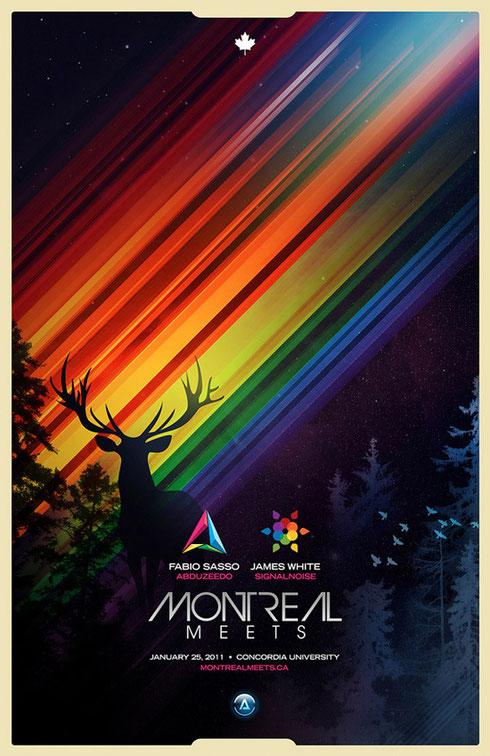 постер дизайн