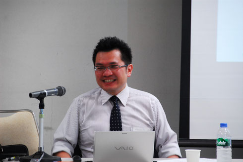報告者 神田博則氏