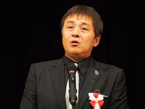 「夢の実現に向けて」 渡 辺 徹 氏