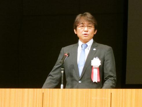 関東ブロックPTA協議会 会長 柴田正隆