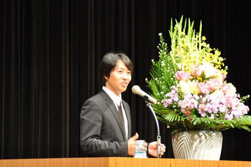 記念講演「オール1の落ちこぼれ、教師になる」 宮本延春先生