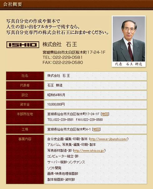 株式会社 石王