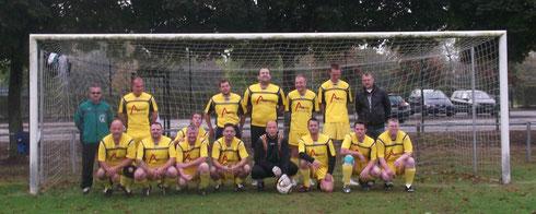 Das Team des FC Bavaria am 09.10.2011