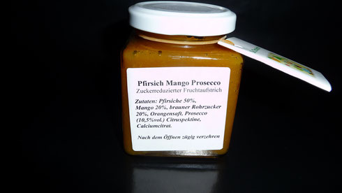 Pfirsich Mango Prosecco