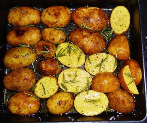 Rosmarin Kartoffeln Rezept