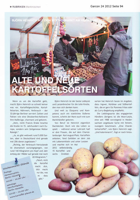 Kartoffelstand Berlin Neukölln Björn Heinrich