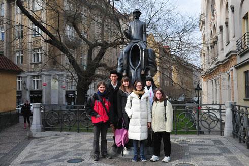 Dans le quartier juif : le golem, Kafka et nous ...