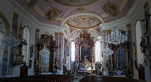 St. Michael, Mering