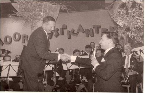 1. Auftritt im Torfkrug 1969