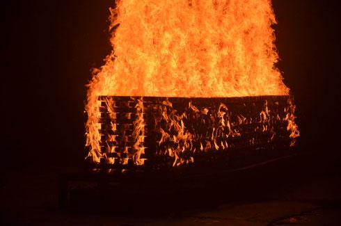 Pożar testowy ciała stałe