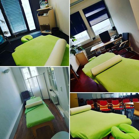 Firmen Büro Massagen mobile Firmen Massage in München und Umgebung
