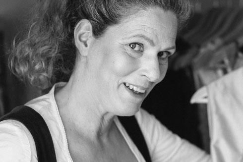 Dirndl Karin Kolb über mich Portrait