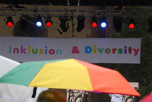 Inklusion und Diversity