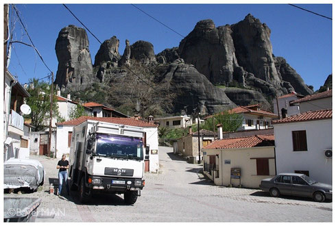 Bergtour zum Kloster Triada