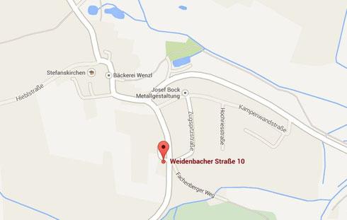 Unser Schützenheim und Schießstand befinden sich im Feuerwehr-Geräte-Haus.