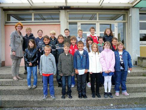 2. Klasse (3./4. Schst.) 2010/11