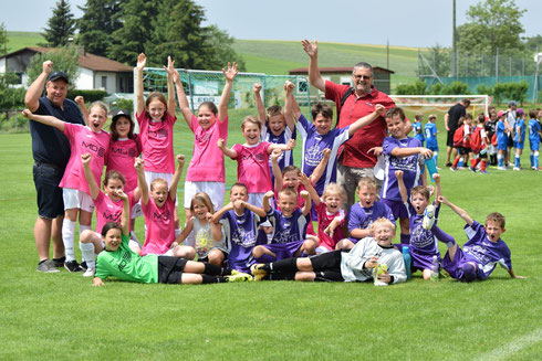Sumsi-Cup 2018 in Lackenbach