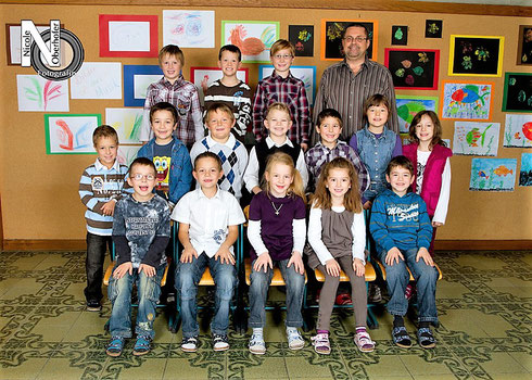 1. Klasse mit Kl Gerhard Kappacher am 18.11.2010