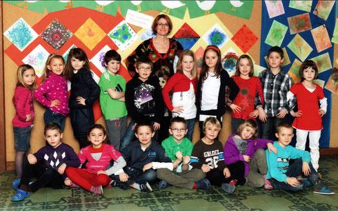 Klassenfoto 1./2. 2011-12