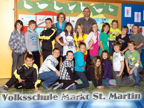 Klassenfoto 3./4. 2011/12