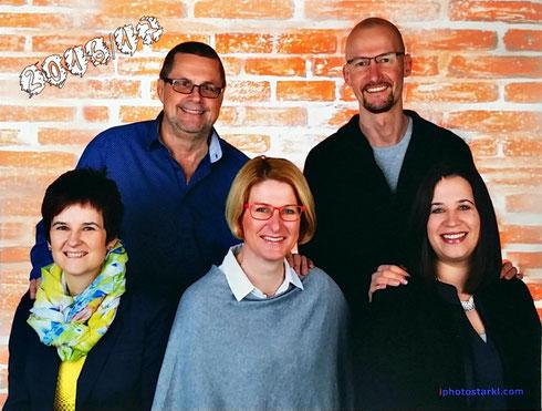 Martina Prunner, Gerhard Kappacher, Theresia Trummer, Thomas Kriszt, Angelika Hallwachs