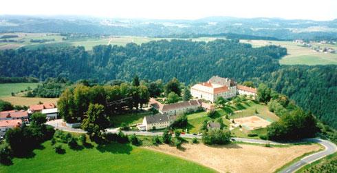 Luftbild Schloss Altenhof