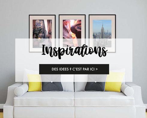 Inspiration décoration photo encadrée