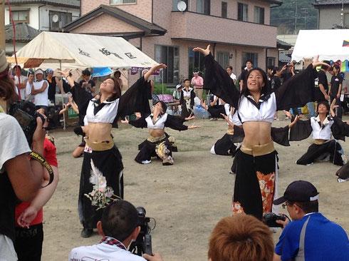 青森県からの参加者達