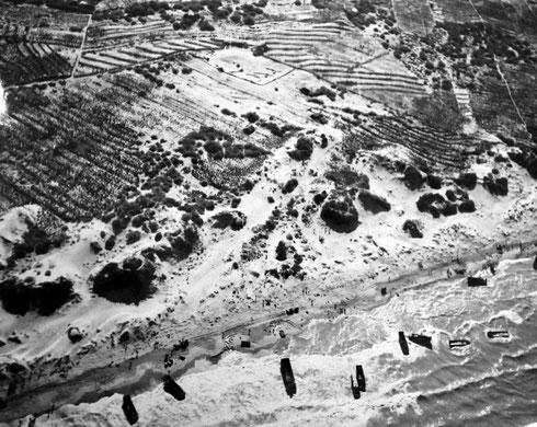 Costa Siciliana 10 Luglio 1943