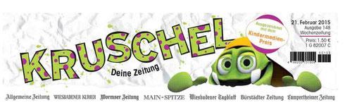 Kruschel - Deine Zeitung vom Februar 2015