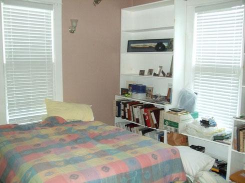 prima...una stanza o una discarica?