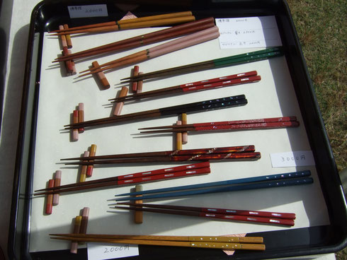 カジュアル箸