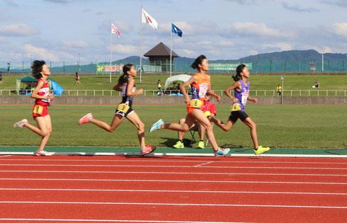 2017.10.8  小学6年女子 800m