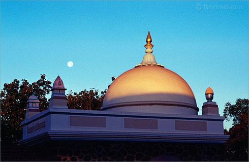 Meher Baba's Tomb / Samadhi